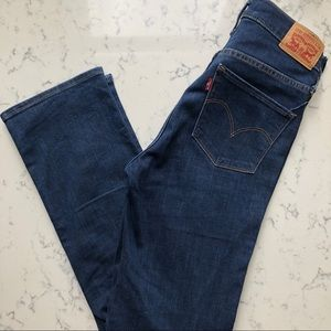 Levi's 314 Shaping Straight 26